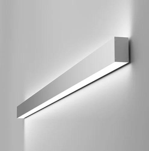Metal Cool White LED Wall Mounted Lights Shah Electronics