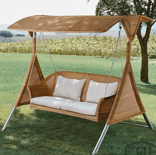 swing chair with stand kuwait reclining swivel garden jhulla manufacturer from mumbai