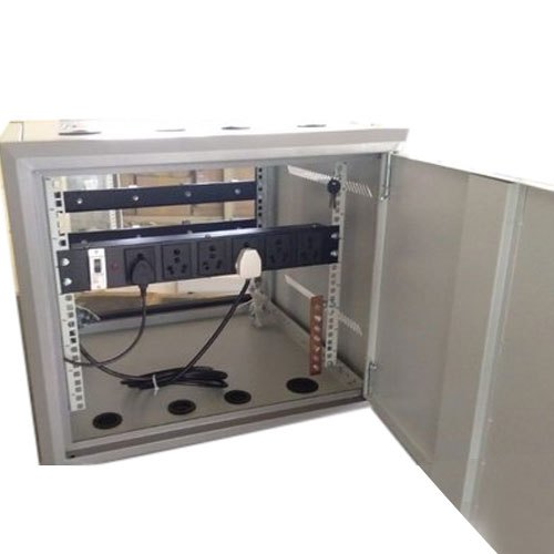wall mounted aluminium server rack