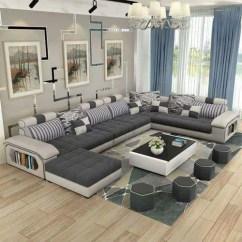 U Sofa Sets Furniture Shape Designer Set At Rs 26500 Shaped Id