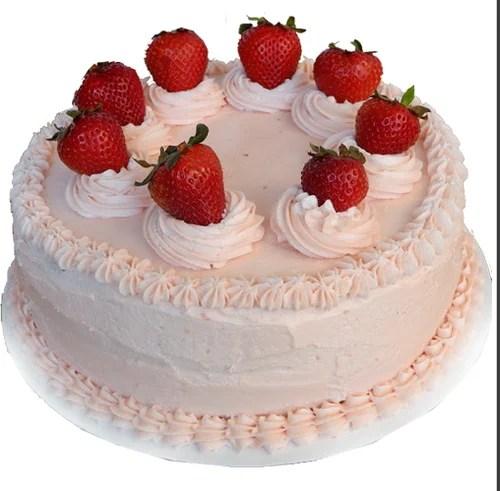 1 Kg Strawberry Cake At Rs 1449 Piece Vijayanagar Bengaluru