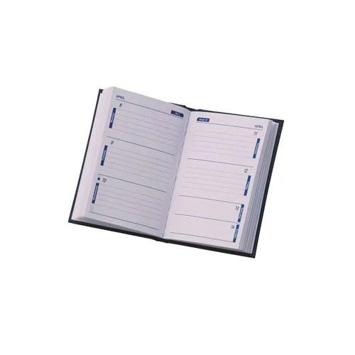 pocket dairy notebook