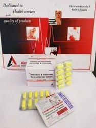 Allopathic PCD Pharma Franchise - Ofloxacin 200mg Flavoxate 200mg Tablet Manufacturer from Nahan
