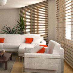 Window Blinds For Living Room Interior Design Image At Rs 110 Square Feet Horizontal Blind