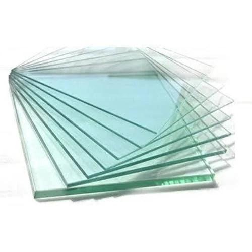 coated float glass