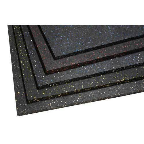Rubber Floor Mat  Martial Arts Interlocking Rubber Mat