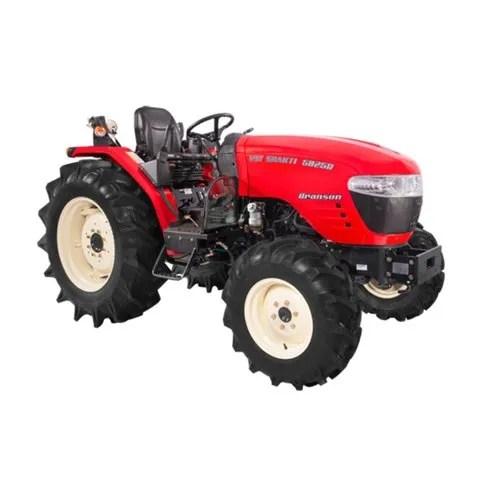 Vst Shakti 5025 R Branson 47 Hp Tractors Vst Tillers