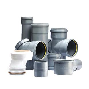 SWR Drainage Pipe Fittings