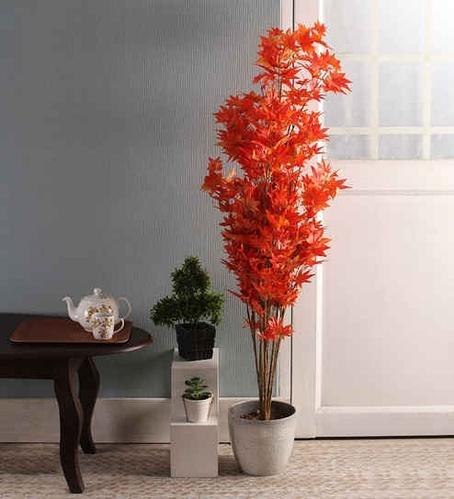 Artificial Plants  Fourwalls Decorative Polyester
