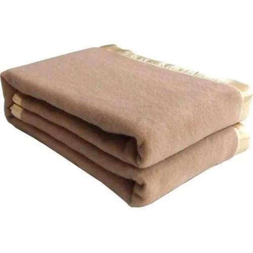Queen Size Acrylic Woolen Hospital Blankets Size: 200*230 ...