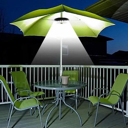 folding patio table umbrella