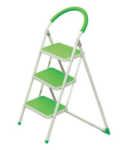 kitchen ladder renew cabinets ozone homz 3 step steel at rs 3300 piece