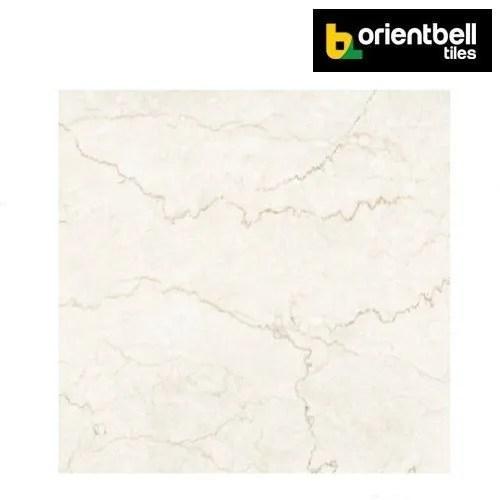 orientbell dgvt debona offwhite marble floor tiles