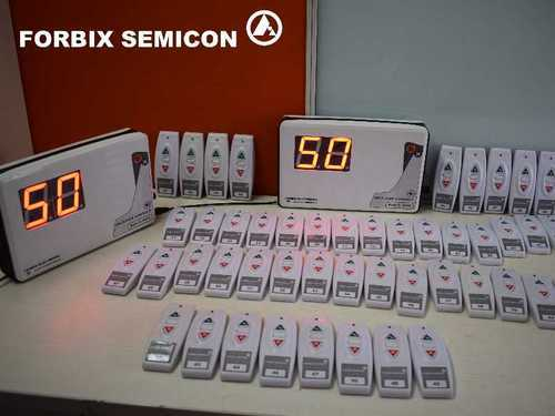 Forbix Semicon Wireless Nurse Call System  Forbix Semicon