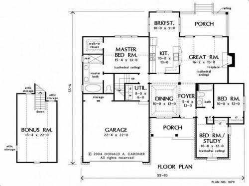 Residential Building Drawing Service