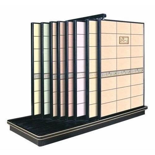 ceramic tile display rack