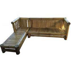 By lindsey mather living rooms and sofas are a pair you don't see broken up. Bamboo Sofa at Best Price in India