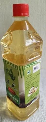1 kg Virgin Coconut Oil Rs 250 /litre Ajay Krish Natural ...