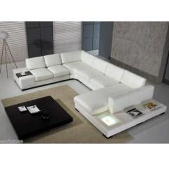 U Sofa White Ideas Shape Corner य आक र क स फ ट श प