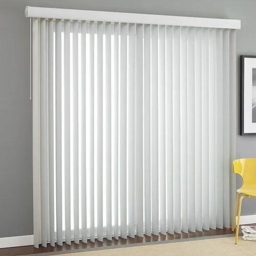 sliding door vertical blinds