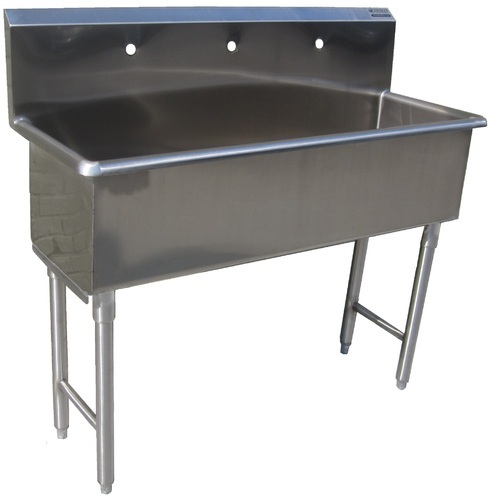 commercial kitchen sink island design adhi industries rs 400 kilogram