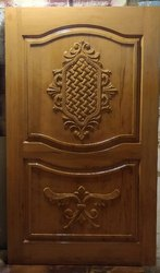 premium carving teak doors