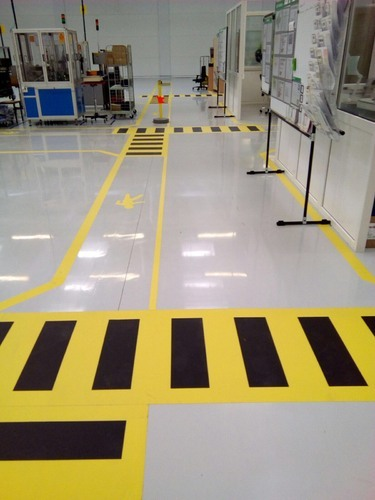 Safety Tapes  Floor Marking Tapes Manufacturer from Gurgaon