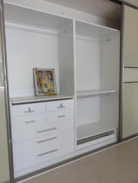 MODERN BEDROOM WARDROBE - Bedroom Cupboard Interiors ...