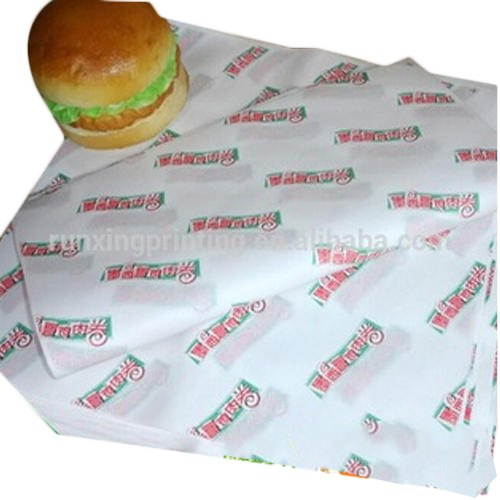 je grease proof burger