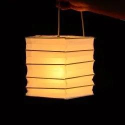 chinese paper lanterns at