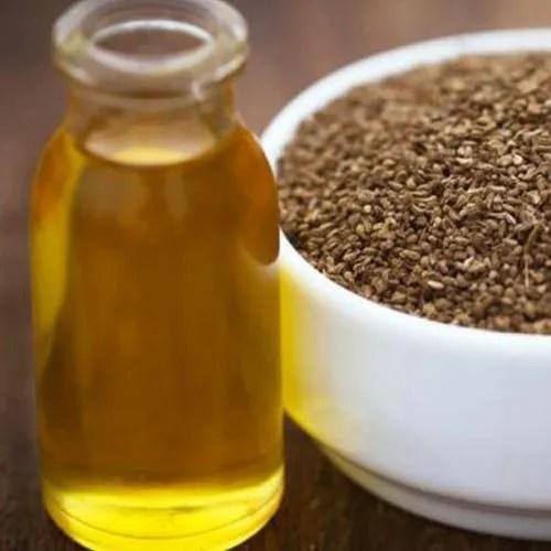 Trachyspermum Ammi Woody Ajwain Oil For Flavour Grade ...