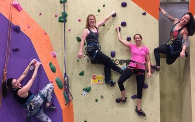 How to Make Friends at the Climbing Gym