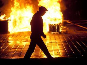 Zamieszki w Rumunii
