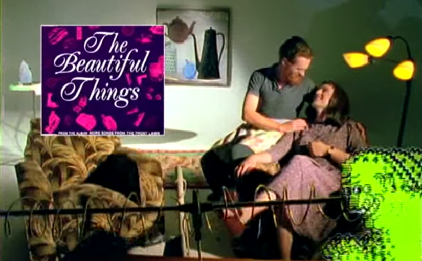 """The Front Lawn """"The Beautiful Things"""""""