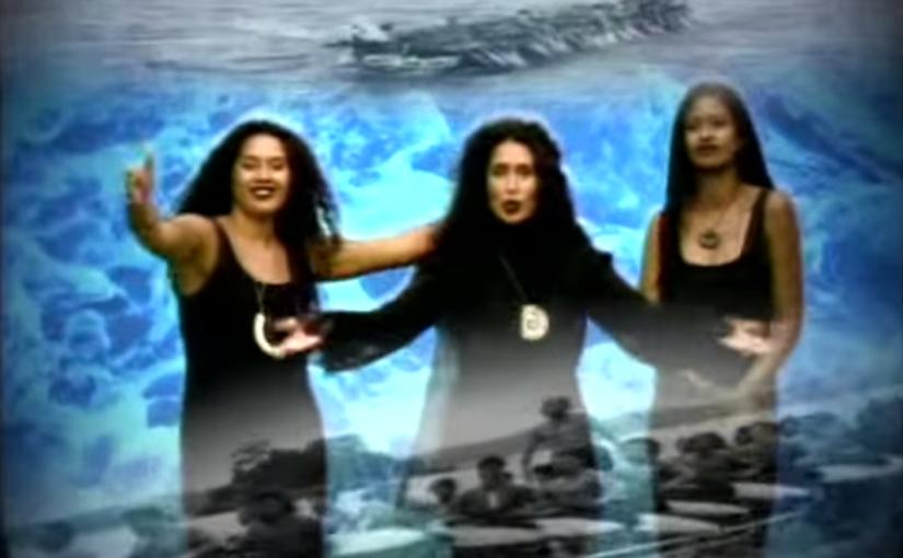"Moana and the Moahunters ""Tahi"""