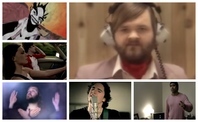 April 2006: Juse, Katchafire, Lemuel, Luke Buda, Luke Thompson