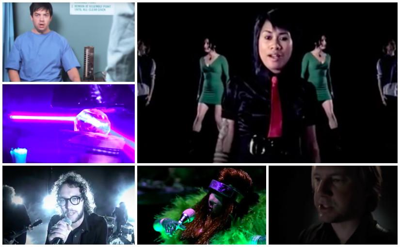 October 2008: Midnight Youth, Motocade, Parallel Ensemble, SJD, Sola Rosa