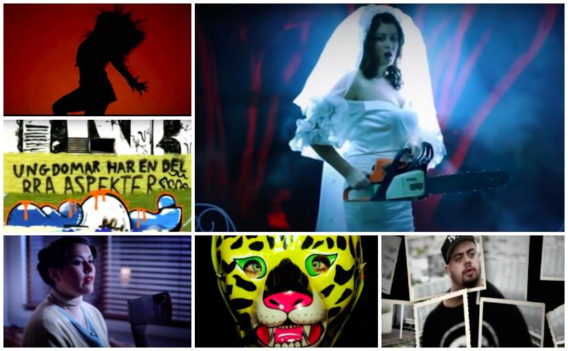 August 2009: Misfits of Science, Nesian Mystik, Opensouls, P-Money, Pistol Youth, PNC
