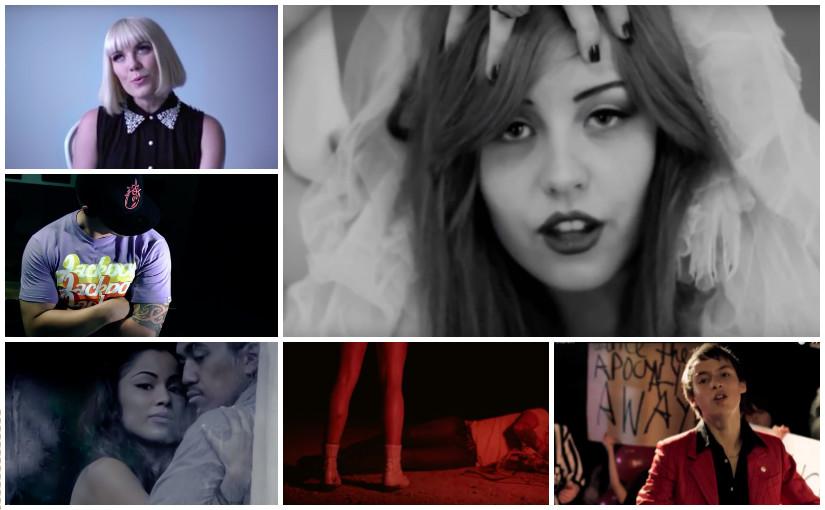 December 2009: Pieter T, Pistol Youth, Rob Vegas, Ruby Frost, Salvi Stone, Sarah Brown, So So Modern