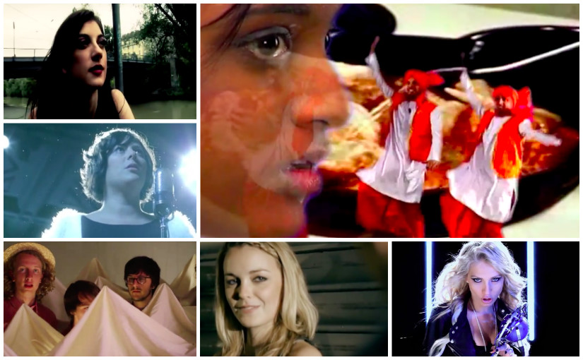 June 2010: Anika Moa, Anna Wilson, Artisan Guns, BARB, Cairo Knife Fight, Candice Rhind, Concord Dawn
