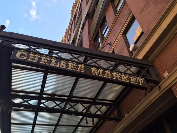 Entrance to Chelsea Market