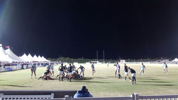 South Africa vs Argentina final
