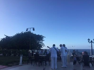 Live music at the Nautica Bar