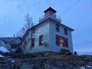 Bruce Bay Lighthouse