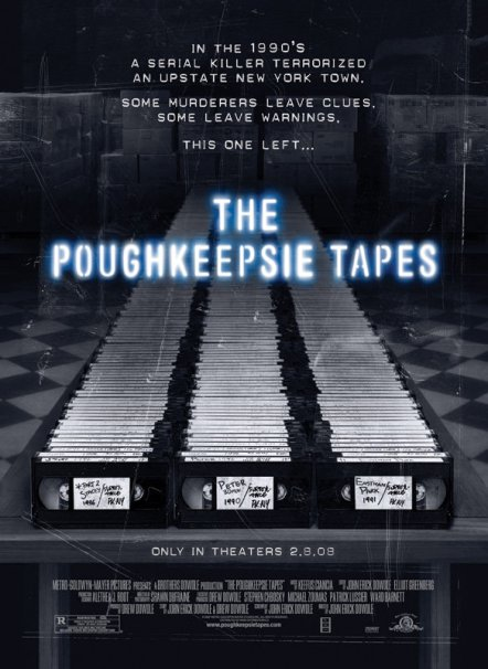 Plakat filmu The Poughkeepsie Tapes