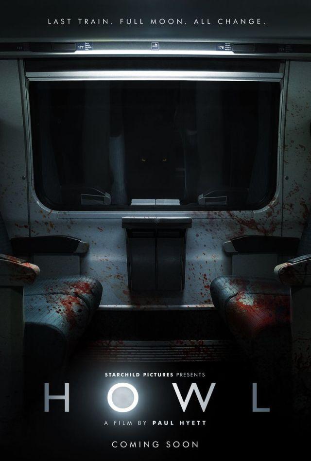 """Plakat filmu """"Howl"""" z 2015"""