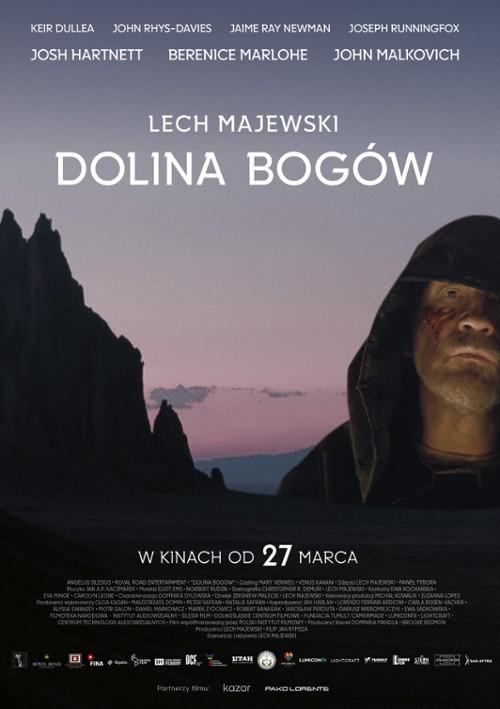 Plakat filmu Dolina Bogów (2019)