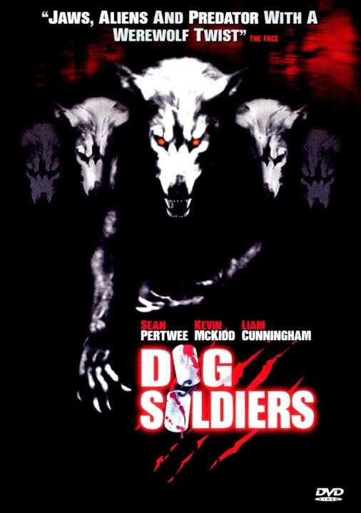 Plakat filmu Dog Soldiers (2002) w reżyserii Neila Marshalla