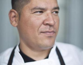 First Indigenous contestant on Top Chef Canada, Chef Rich Francis on Indigenous cuisine