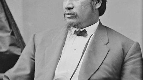 Ely Samuel Parker, Seneca